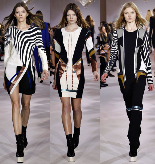 My top 10 Milan Fashion Week A/W 2012 collections!