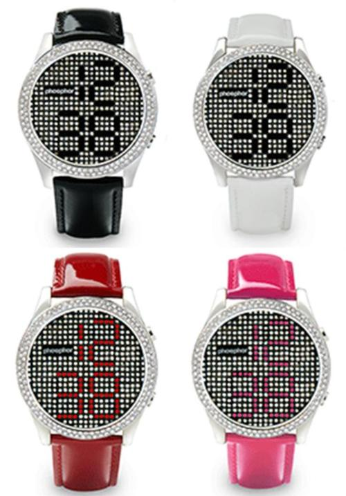 My newest DISCOvery! Phospor Watches! @paolobediones