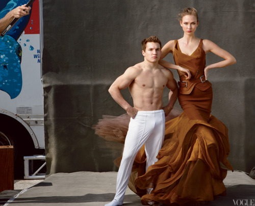 Vogue… and the Olympics!