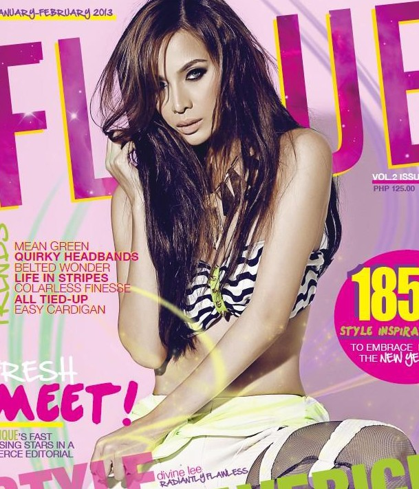 Flique Magazine Cover January-February 2013