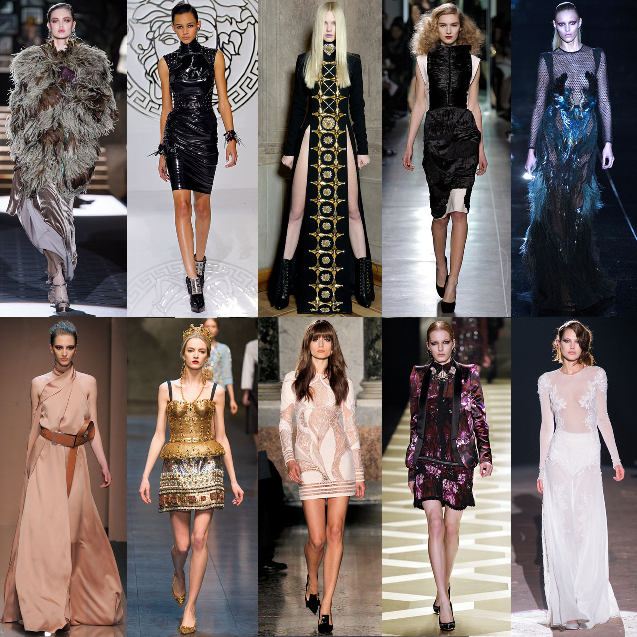 My top 10 Milan Fashion Week A/W 2013 collections!