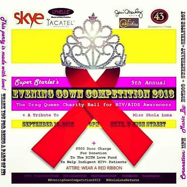 EVENING Gown Competition 2013