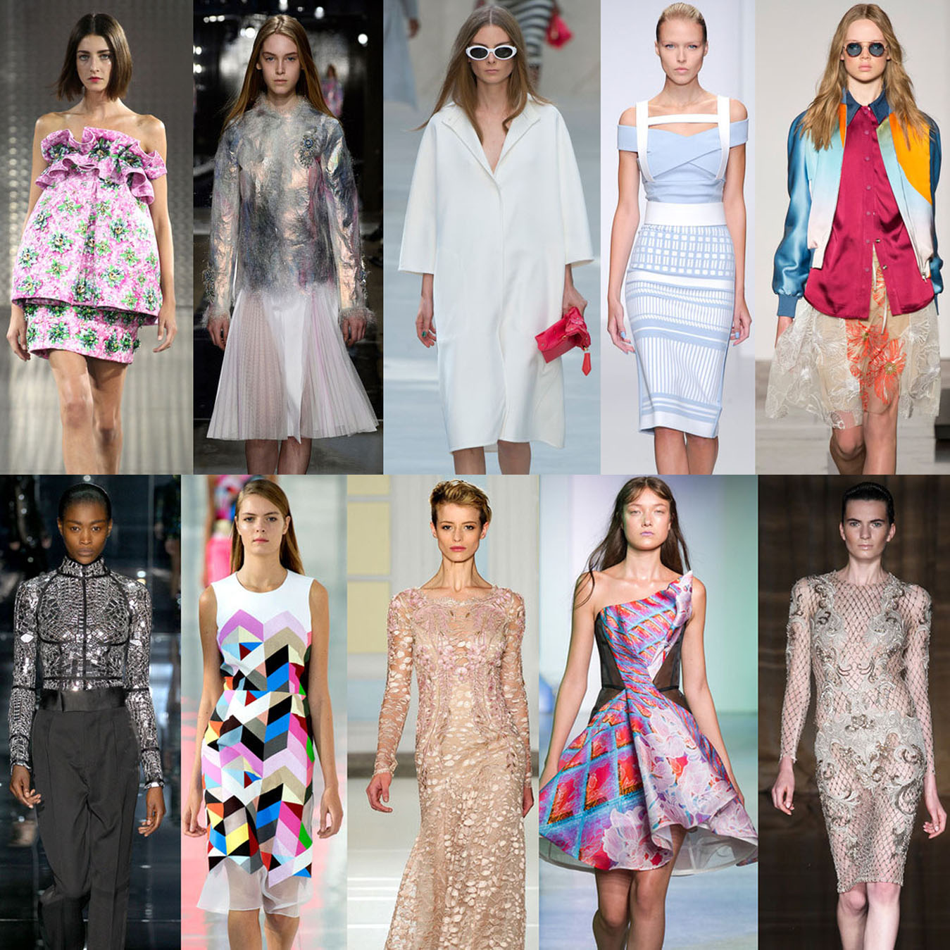 My top 10 London Fashion Week collections