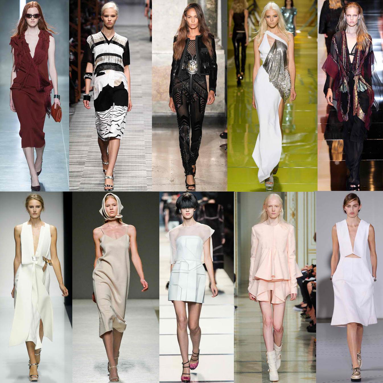 My top 10 Milan Fashion Week collections