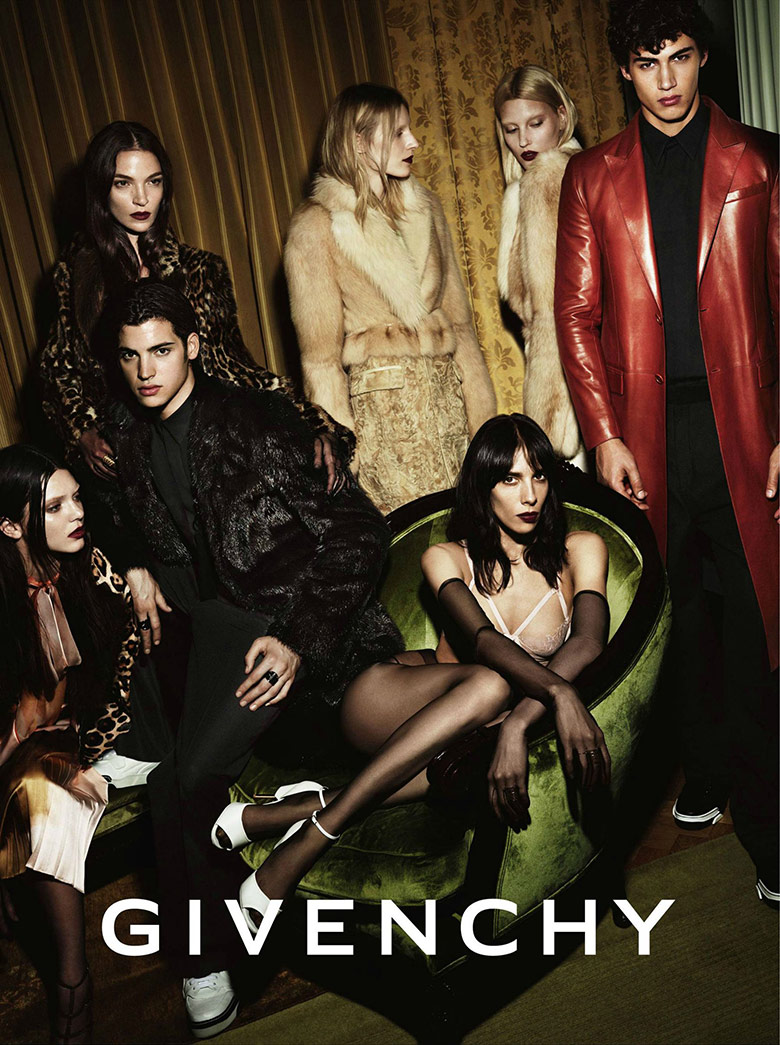 givenchy-fall-winter-2014-2015-campaign-mert-marcus-2