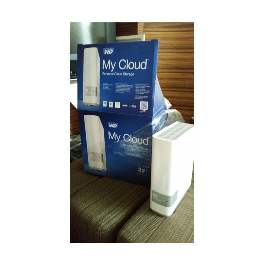 WD My Cloud!