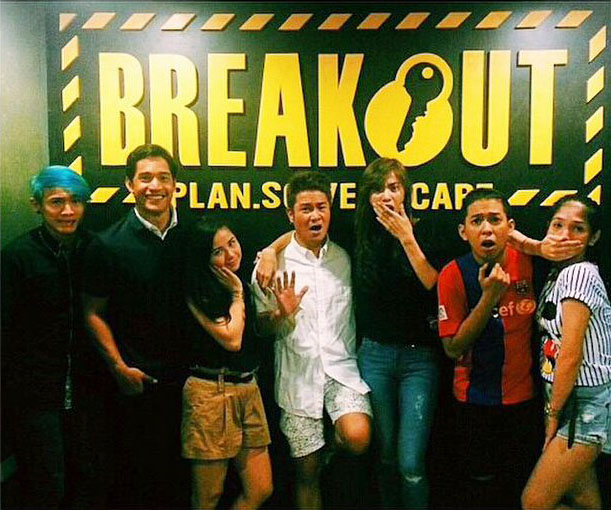 Breakout Experience!