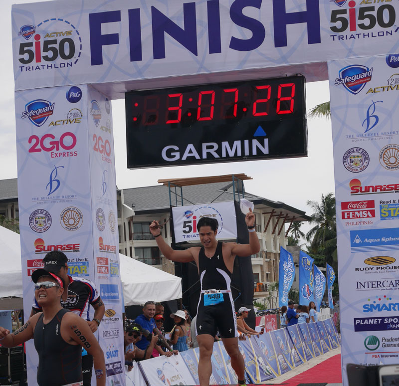 Triathlon! Bohol Review!