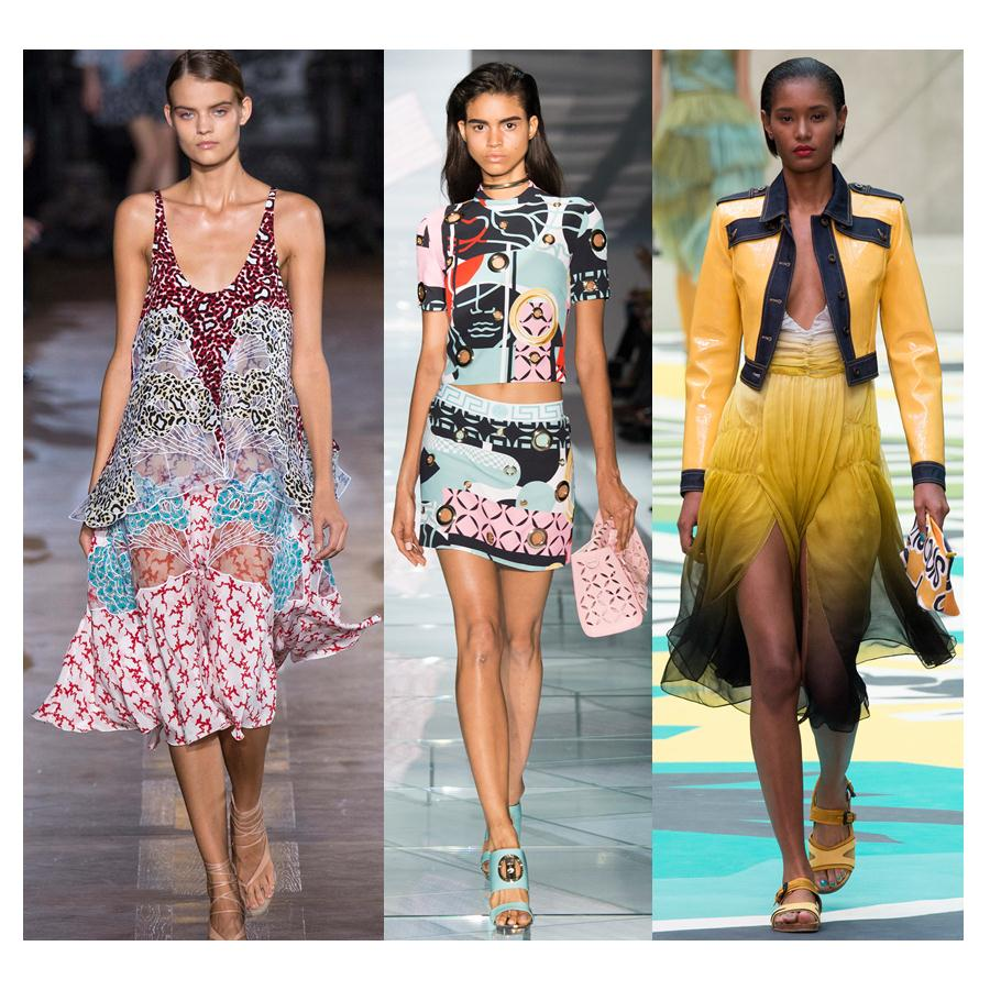 Fashion Week Collections!