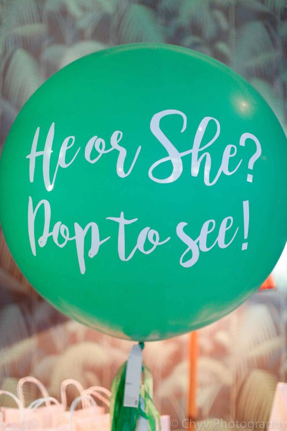 Our Baby's Gender Reveal!