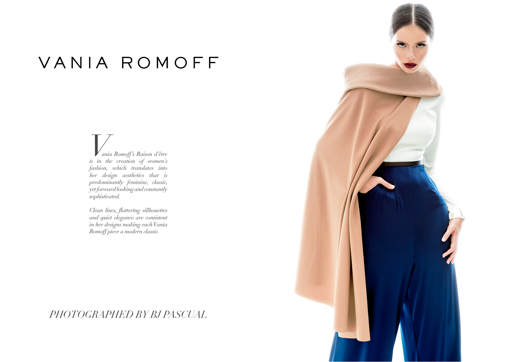 VANIA H2013 LOOKBOOK2
